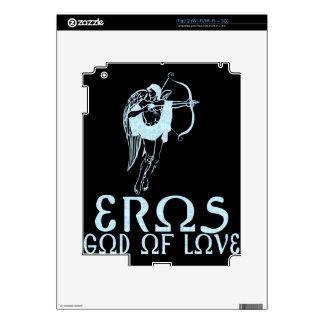 Eros Decals For iPad 2