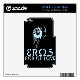 Eros iPod Touch 4G Skin