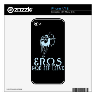 Eros iPhone 4S Skins