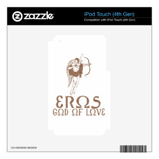Eros Skin For iPod Touch 4G