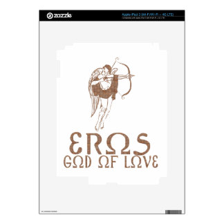 Eros Decal For iPad 3