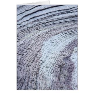 Erosion ,Zion National Park ,Utah 2 Greeting Card