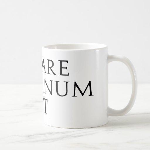 Errare Humanum Est Mug