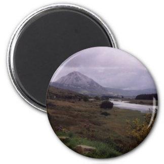 Errigal, Donegal, Irlanda Iman Para Frigorífico