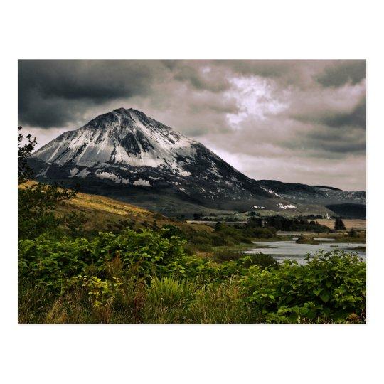 Errigal Postcard