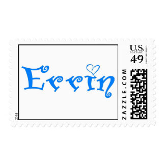 Errin Postage Stamp