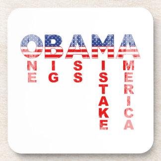 Error 1 Faded.png de Obama Posavasos De Bebidas