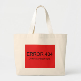 ERROR 404 BOLSA TELA GRANDE