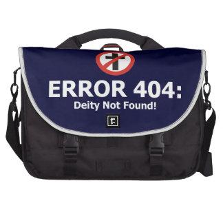 Error 404: Deidad no encontrada Bolsas De Portátil