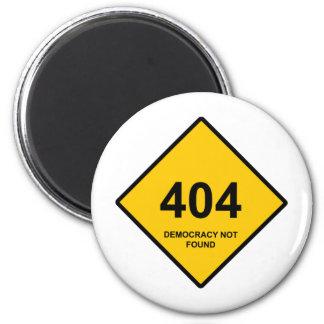 Error 404: Democracy Not Found Magnet