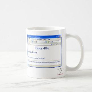 Error 404 MUG