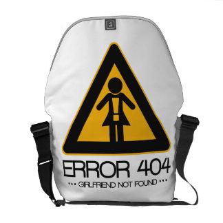 ERROR 404 - Novia no encontrada Bolsas De Mensajería