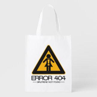 ERROR 404 - Novia no encontrada Bolsas Para La Compra
