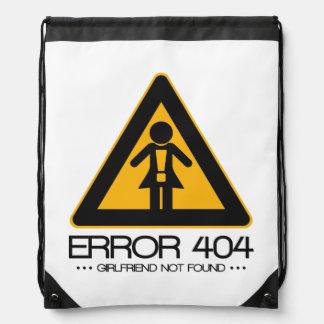 ERROR 404 - Novia no encontrada Mochila