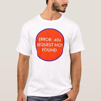ERROR: 404 T-Shirt