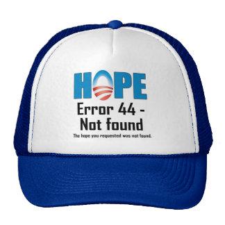Error 44 - Not found Trucker Hat