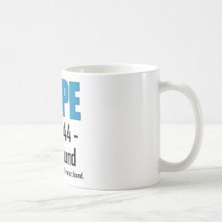 Error 44 - Not found Coffee Mugs