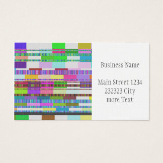 Error Business Card