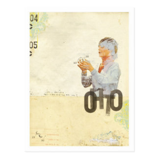 Error tipográfico 3 postal