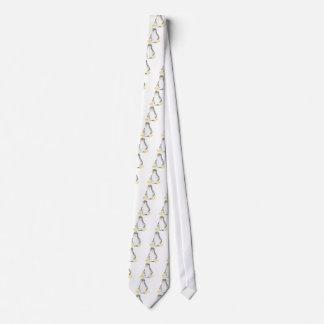 Error tipográfico de Tux Corbata Personalizada