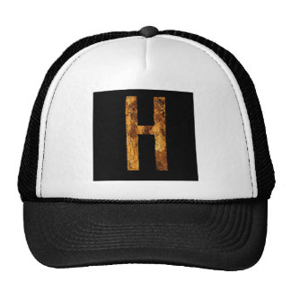 Error tipográfico H de la letra Gorros