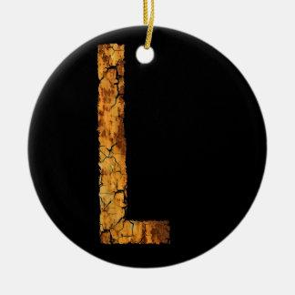 Error tipográfico L de la letra Ornamentos De Reyes