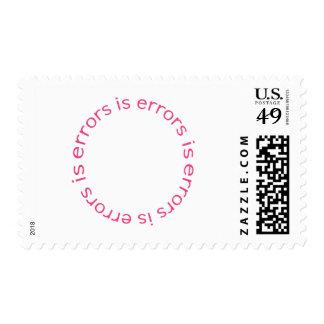 errors is errors is errors is errors is postage stamp