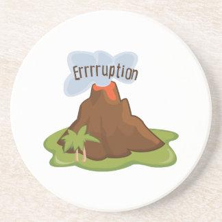 Errruption Posavasos Personalizados
