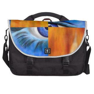 Ersebiossa V1 - hidden eye Laptop Bags