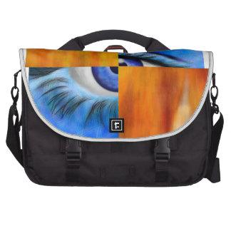 Ersebiossa V1 - hidden eye without back Laptop Bags