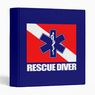 ERT Diver 2 3 Ring Binder
