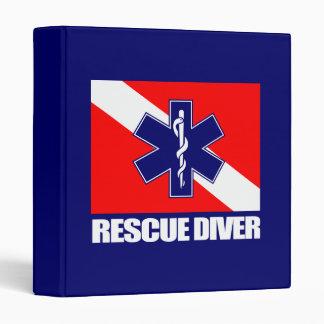 ERT Diver 2 3 Ring Binder