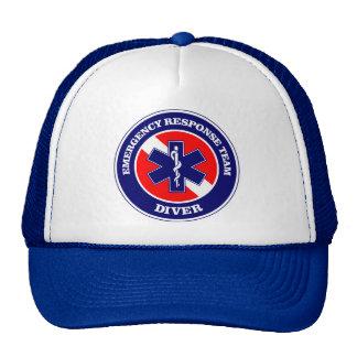 ERT Diver Trucker Hat