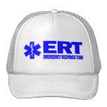 ERT - Equipo de la respuesta de emergencia Gorra
