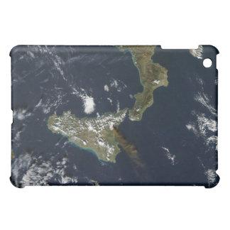 Erupción de Mt el Etna en Sicilia