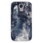 Erupción de Piton de la Fournaise, reunión Isla Funda Para Galaxy S4