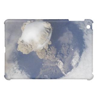 Erupción del volcán de Sarychev