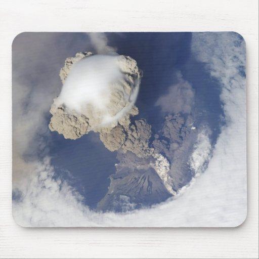 Erupción del volcán de Sarychev Tapete De Raton