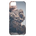 Erupción volcánica de Eyjafjalljokull Funda Para iPhone 5C
