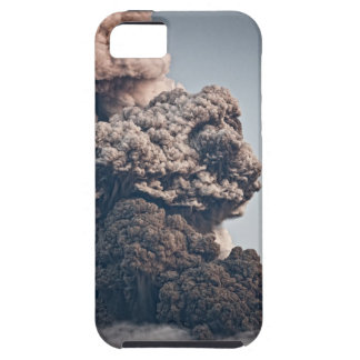 Erupción volcánica de Eyjafjalljokull Funda Para iPhone SE/5/5s