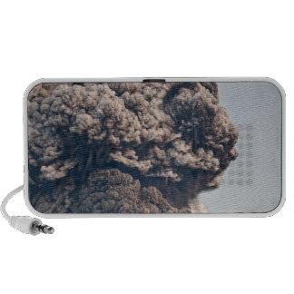 Erupción volcánica de Eyjafjalljokull iPhone Altavoz