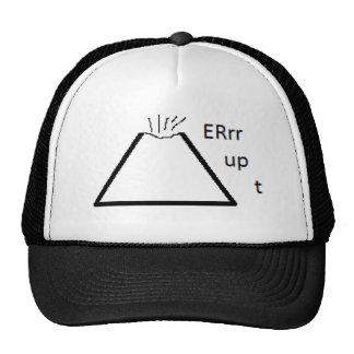 Erupt Trucker Hat