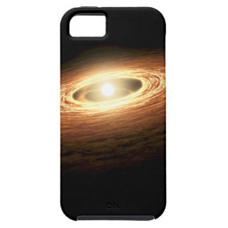 Erupting Star - So You Think You're Hot? iPhone 5 Covers
