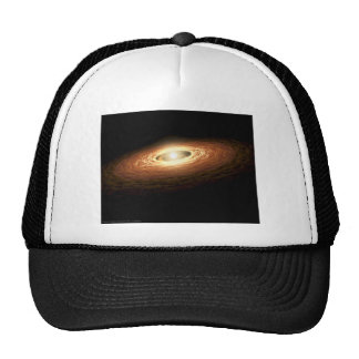 Erupting Star - So You Think You're Hot? Trucker Hat
