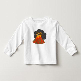 Erupting Volcano Toddler T-shirt