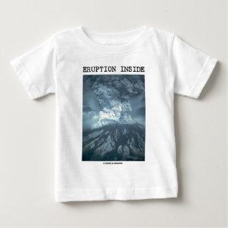 Eruption Inside (Mt. Saint Helens) Infant T-shirt