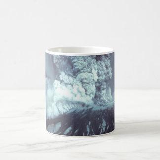 Eruption of Mount Saint Helens Stratovolcano 1980 Coffee Mug