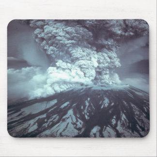 Eruption of Mount Saint Helens Stratovolcano 1980 Mousepads
