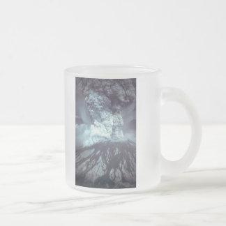 Eruption of Mount Saint Helens Stratovolcano 1980 Coffee Mugs