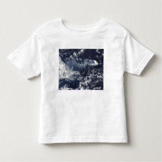 Eruption of Piton de la Fournaise, Reunion Isla Toddler T-shirt
